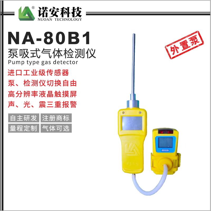 常州NA-80B1外置泵吸式气体检测仪