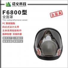 新疆F6800型全面罩