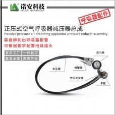 常州正压式空气呼吸器减压器总成