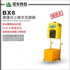 新疆BX6便捷式小推车洗眼器
