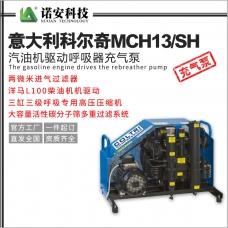 新疆意大利科尔奇MCH13/SH汽油机驱动呼吸器充气泵