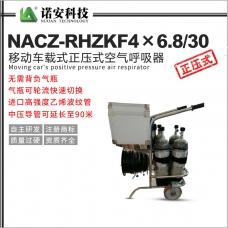 四川NACZ-RHZKF4X6.8/30移动车载式正压式空气呼吸器