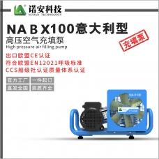 NABX100意大利型高压空气充填泵