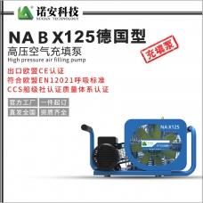 NABX125德国型高压空气充填泵