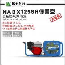 NABX125SH德国型高压空气充填泵