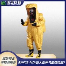 邯郸RHF02-ND超大面屏气密防化服